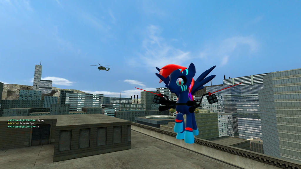 Pony Nation (Pac3) ~Garry's Mod~ by Toothless121 on DeviantArt