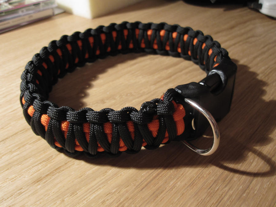 Paracord dog collar instructions for What can you make out of paracord