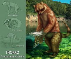 Thorro by Viergacht