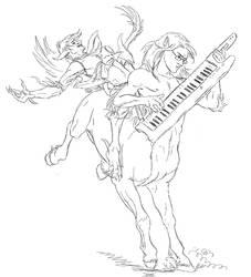 Keytaur by Viergacht