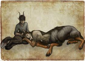 Comfort by Viergacht