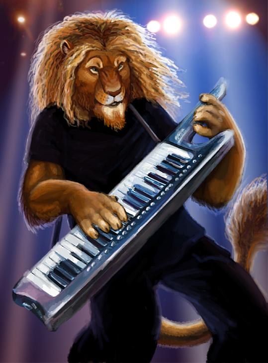 lion_on_the_keytar_by_viergacht-d35tpbm.jpg