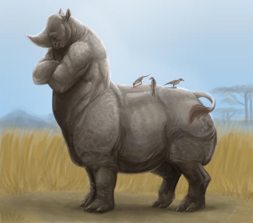 Draw a Centaur Day critter by Viergacht