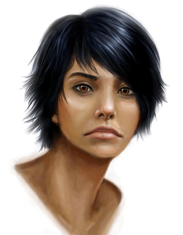 Olivia Fausta by viergacht