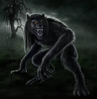 Werewolf Weds livestream by Viergacht