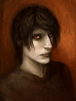Si portrait by Viergacht