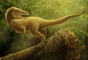 Sciurumimus albersdoerferi by Viergacht