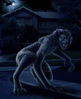 Werewolf Lorraine by Viergacht