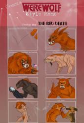 Werewolf Style Meme by Viergacht