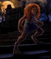 Werewolf Weds. Winnie the Wolfgirl