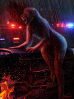 Werewolf Wednesday 5-14-14 Wrecked by Viergacht