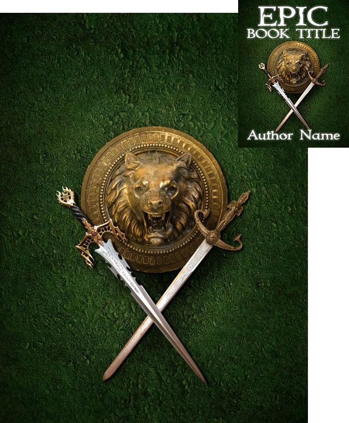 Deviantart Fantasy Book Cover : Epic fantasy book cover by viergacht on deviantart