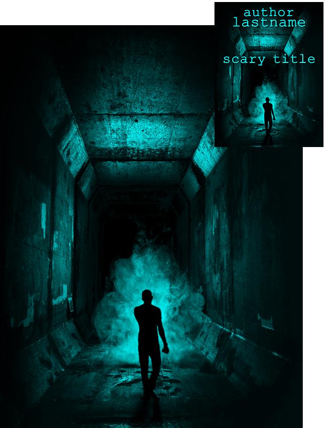 Book Cover Design Art : Terror tunnel book cover design by viergacht on deviantart