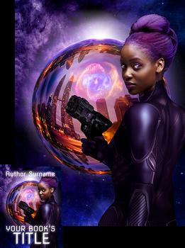 Stella - Premade Book Cover Design
