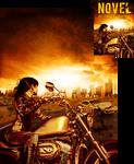 Apocalypse Biker Chic Premade Book Cover