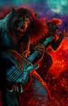 Werewolves Vs. Music by Viergacht