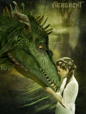 Classic Dragon by Viergacht