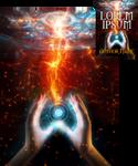 Epic Summoner Premade Book Cover