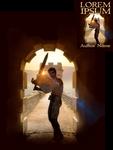 Last Defender Premade Blank Book Cover