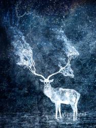 Oh Deer God by Viergacht