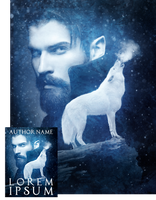 Howling for Love Premade Book Cover by Viergacht