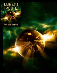 Suddenly Silenced Premade Book Cover by Viergacht