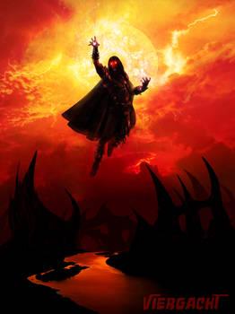 Flying Sorcerer