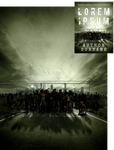 Zombie Pandemic Premade Book Cover