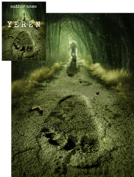 Yeren commissioned book cover