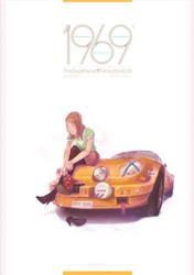 1969 - Berlinette by StudioQube