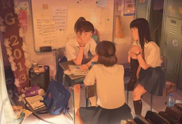 Clubroom by StudioQube