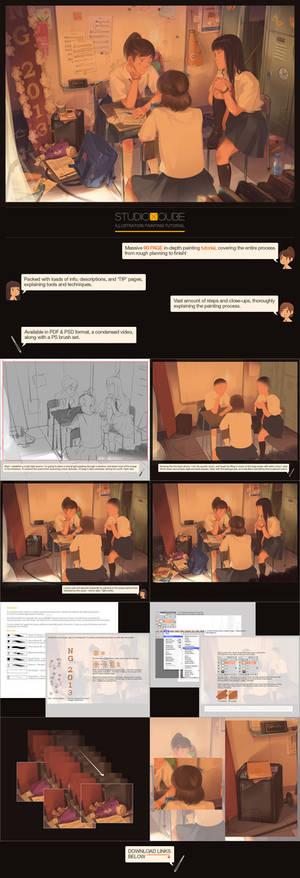 Clubroom - Painting Tutorial