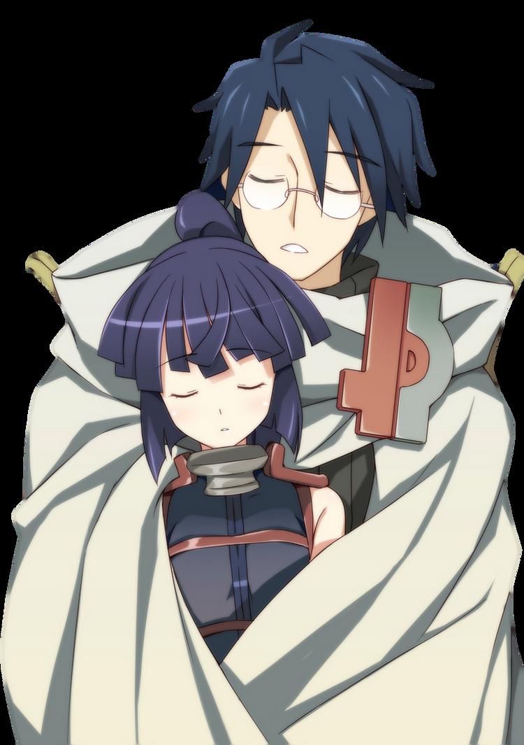 log horizon shiroe and akatsuki relationship goals