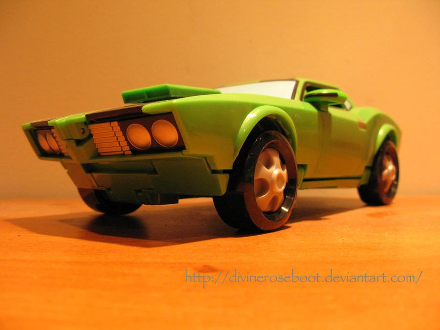 Green Muscle by DivineROAR
