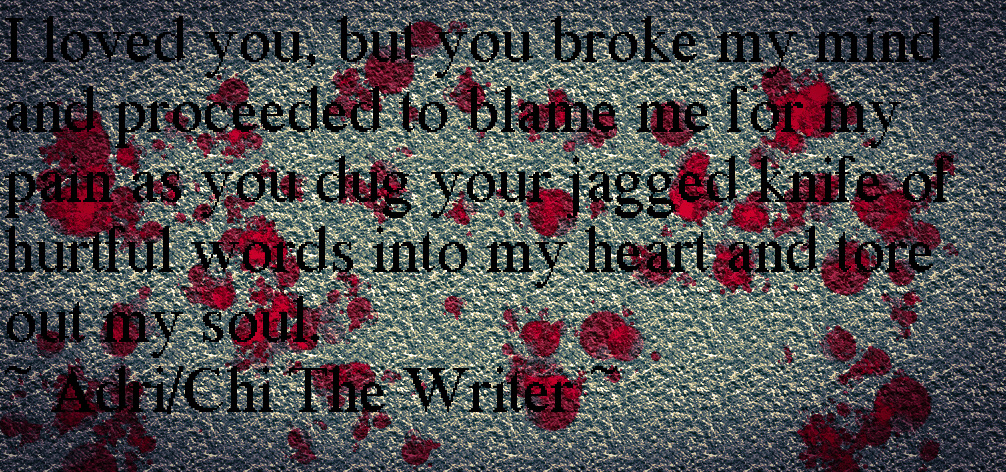 Quote #1 by HisBrokenMarionette