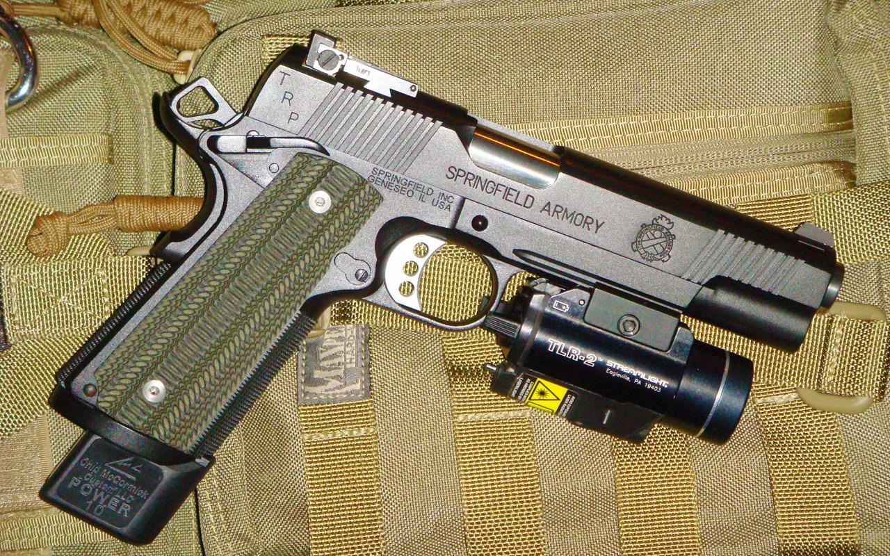Springfield Armory TRP  45ACP by prodigy1333 on DeviantArt