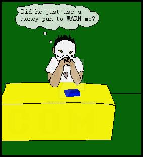 A Costly Mistake - Bonus Panel by Elkian