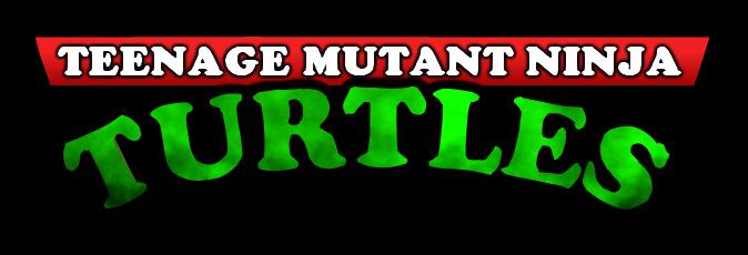 Original Teenage Mutant Ninja Turtles Logo