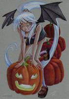 bat by KseniaSh