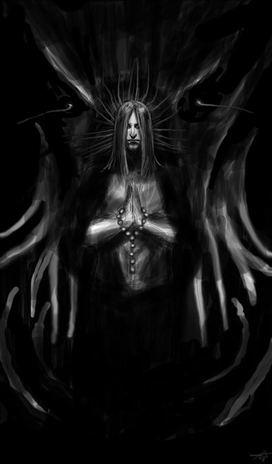 the raven man by firenighttwo on deviantART Агалиарепт