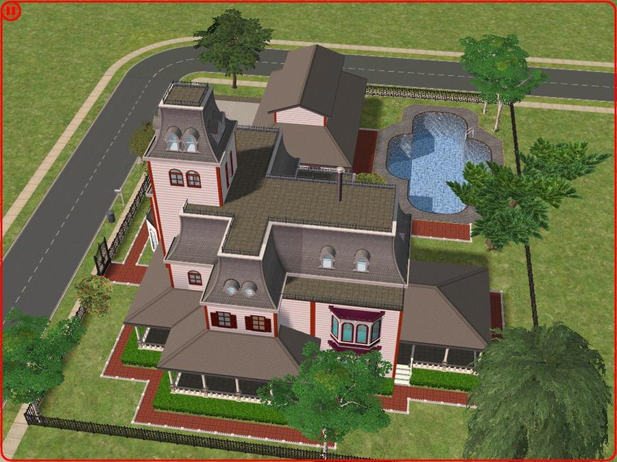 sims 2 victorian house by ramborocky on deviantart