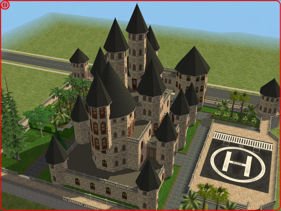 sims 2 japanese fortress - photo #37