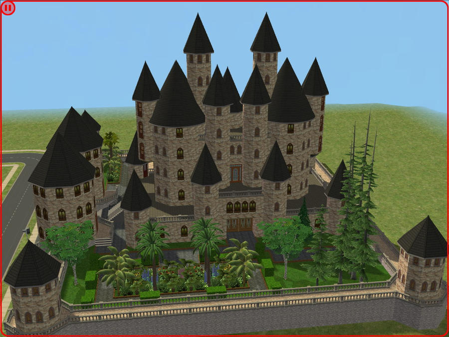 sims 2 japanese fortress - photo #38