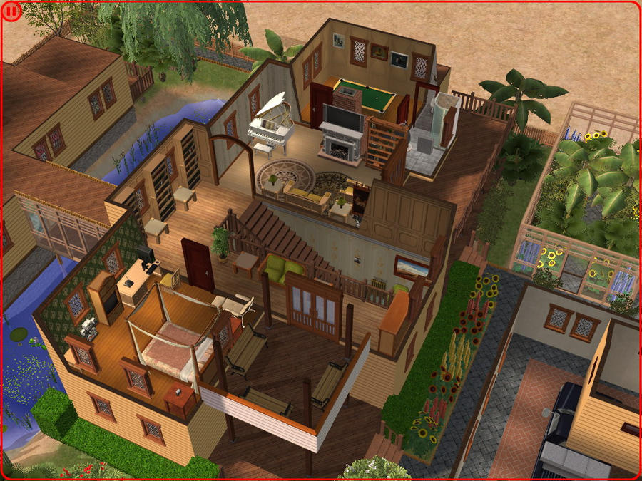 Sims Houses Inside Pictures To Pin On Pinterest PinsDaddy