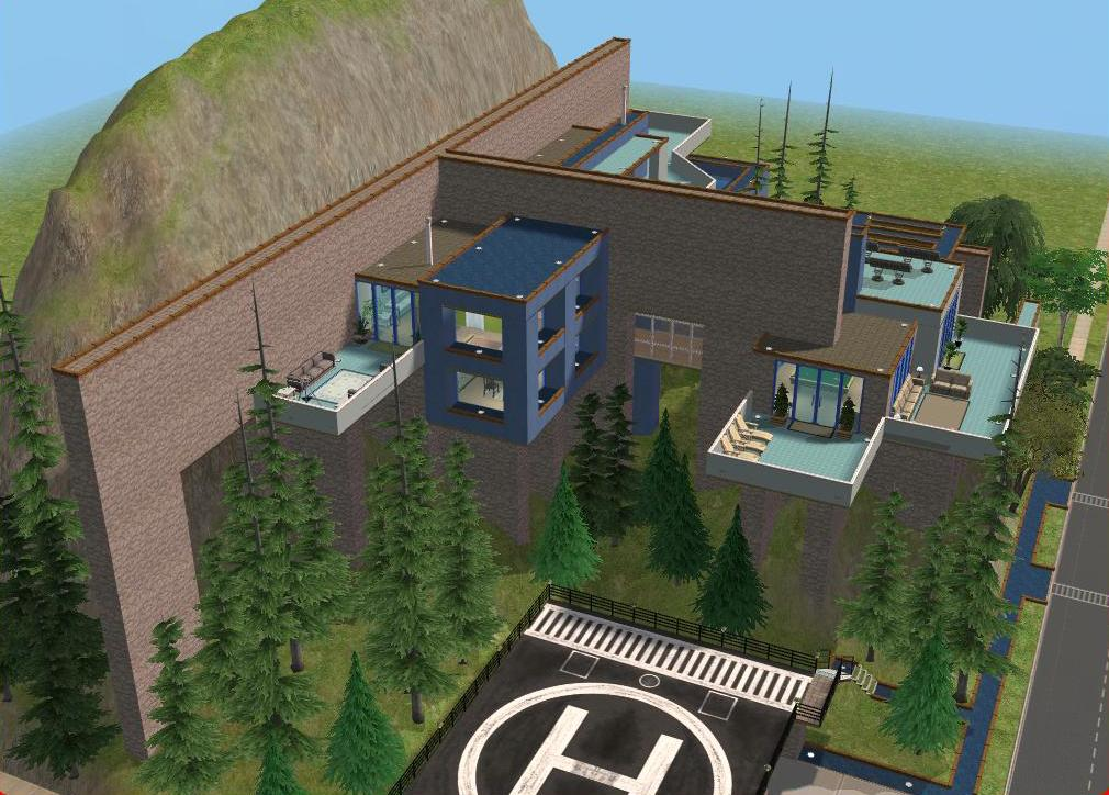 Image Gallery Sims 2 Houses
