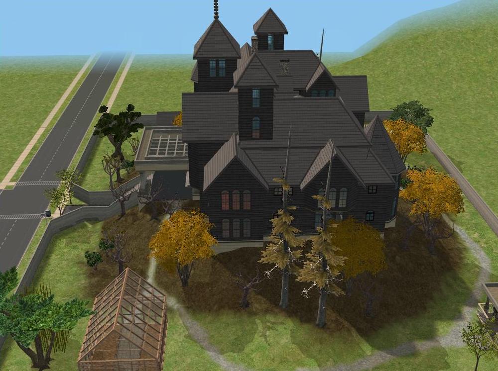 tuftylocks' Haunted House