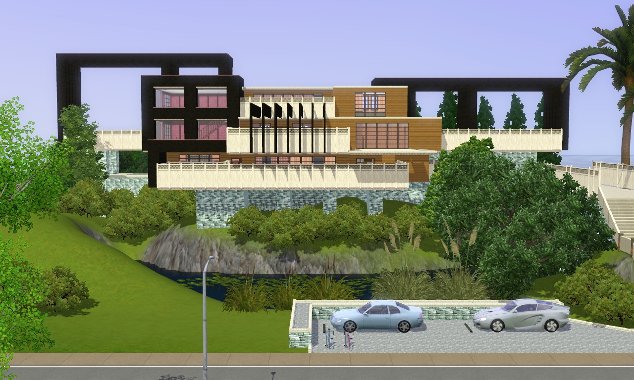 Attractive Beautiful Sims 3 Home Design Gallery Amazing House Decorating . 229 ...
