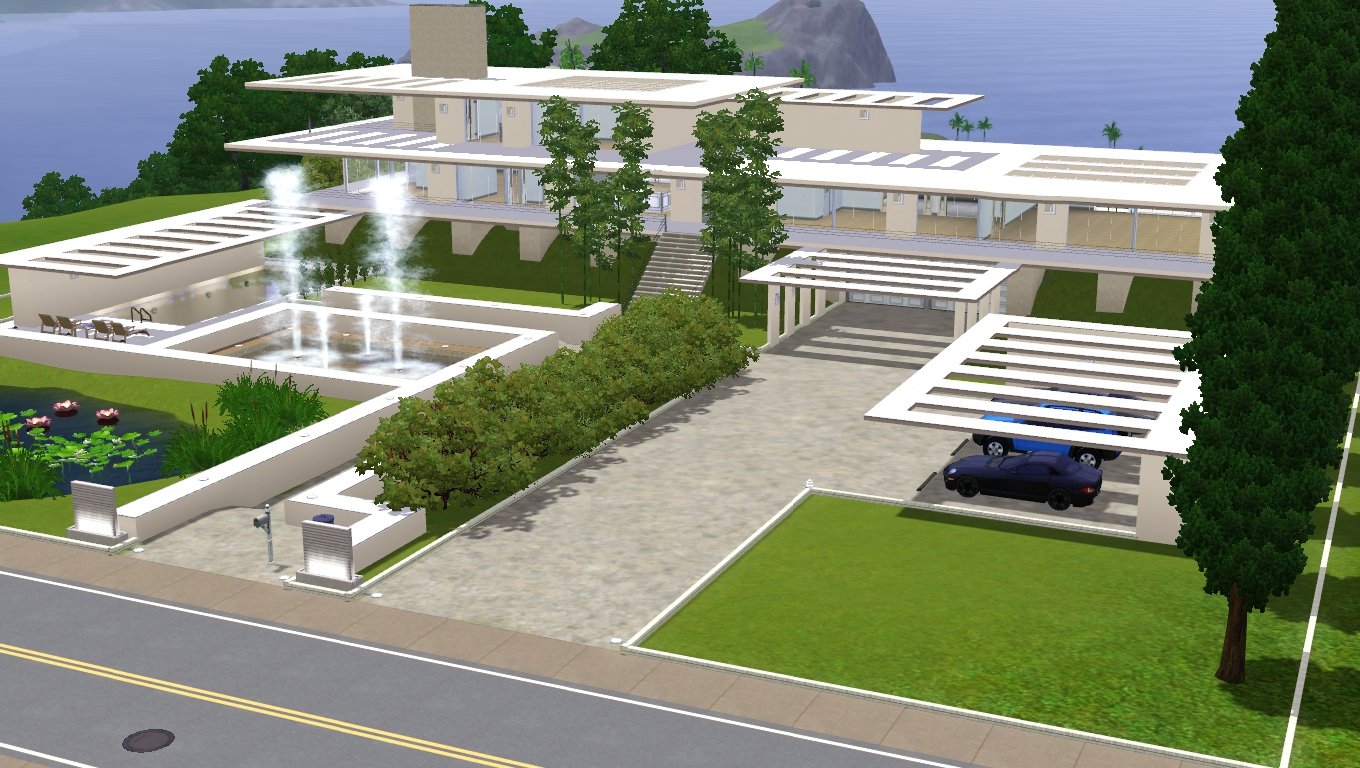 Sims 3 modern dream crib by amboocky on Deviantrt - ^