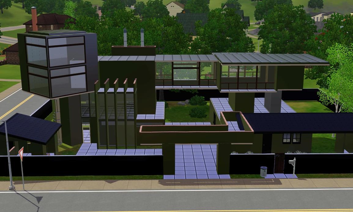 sims 3 modern house joy studio design gallery best design