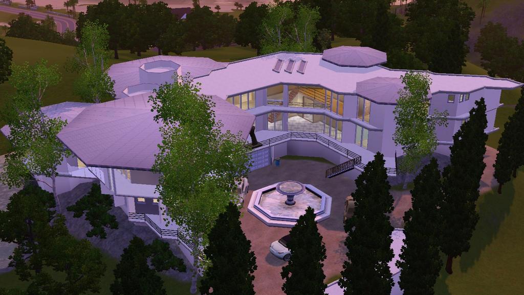 good sims tony starkus house v by